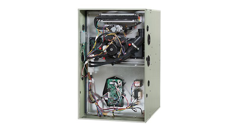 Furnaces whisper heating cooling whisper heating for Trane xv95 blower motor