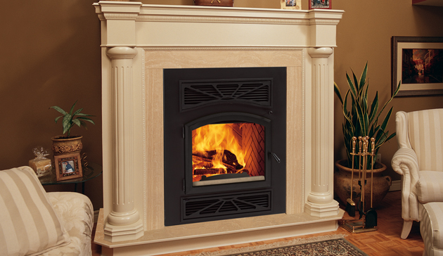 Astria Wood Fireplaces | Whisper Heating + Cooling | Whisper